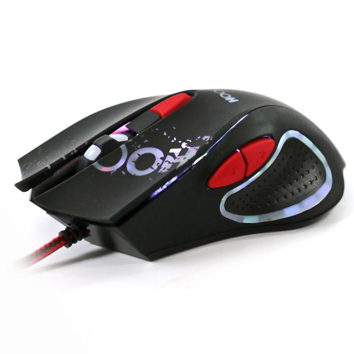 Mouse Gamer 2400dpi 6 Botões GX-58 Hoopson ###