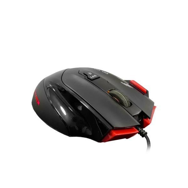 Mouse Gamer 3200DPI 7 Botões Gemini Hoopson###