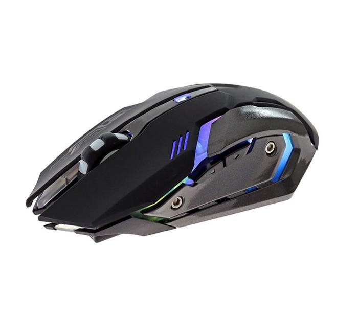 Mouse Gamer Wireless 2000dpi c/ Bateria Recarregável GXW-900###