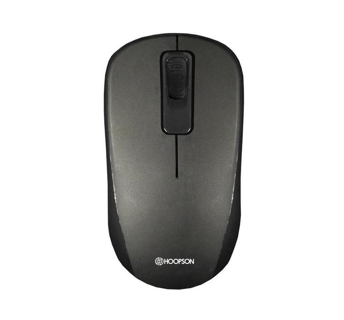 Mouse Óptico Sem Fio Wireless Hoopson 2.4g MS-036WS