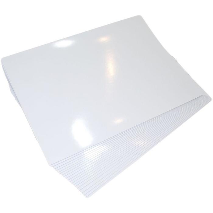 Papel Fotográfico Brilhante A4 150g 20 fls Resistente a água*