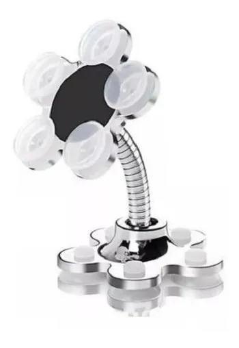Suporte Ventosa Para Celular Mesa E Veicular Universal 360###