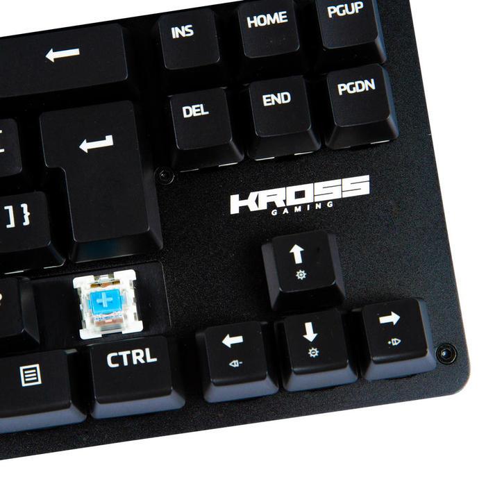 Teclado USB Gamer Mecânico Odinson Kross Elegance KE-KG120