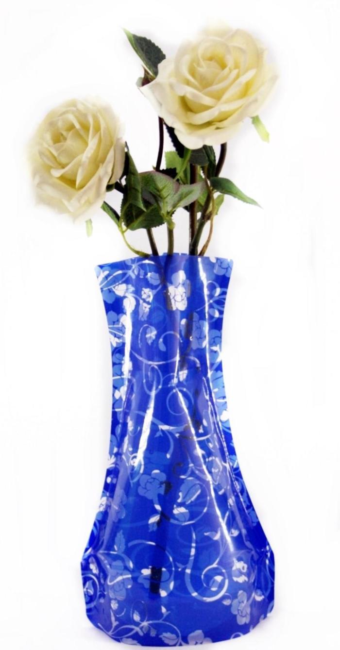 Vaso Ecológico Dobrável Kit com 6 Estampas Diferentes 26X17*