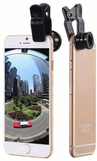 Zoom Universal para Smartphone com 2 unidades*