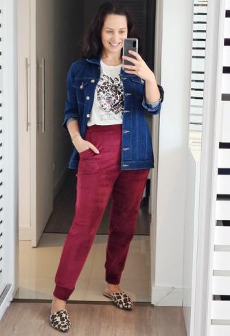 Jaqueta Maxi Jeans
