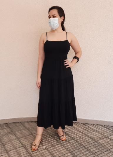 Vestido Longo Sheila