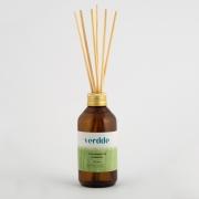 Aromatizador de Bamboo Verdde 185ml Aroma da natureza, envolvente e refinado