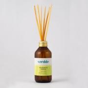 Aromatizador de Capim Limão Verdde 185ml Aroma relaxante, paz e tranquilidade
