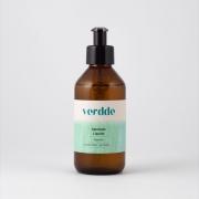 Sabonete Líquido de Alecrim Verdde 185ml Aroma fresco e revigorante