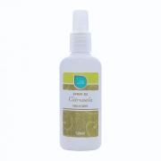 Spray de Citronela 120ml Com óleo essencial, repelente de insetos