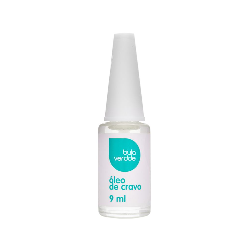 Óleo de Cravo Verdde 9ml Hidrata, fortalece e protege as unhas contra fungos e bactérias