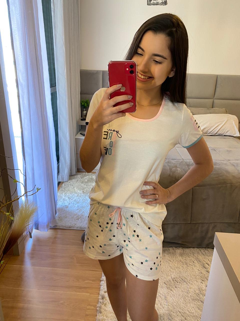 Pijama Curto Recco
