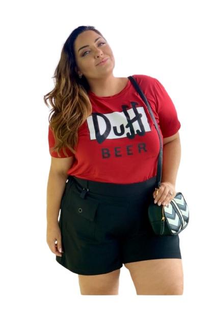 T-SHIRT DUFF BEER