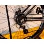 Bicicleta Mtb Absolute Wild 21V Aro 29 MD - Preto e Cinza