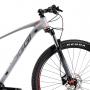 Bicicleta Mtb Oggi 7.2 Deore 11V Aro 29 2021 - Grafite e Vermelho