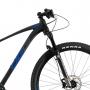 Bicicleta Mtb Oggi 7.4 SLX 12V Deore 2021 - Preto Azul e Grafite
