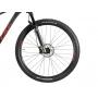 Bicicleta Mtb Oggi 7.4 SLX 12V Deore 2021 - Preto Vermelho e Grafite