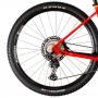 Bicicleta Mtb Oggi Ágile Pro XT 12v 2021 - Vermelho Amarelo e Preto