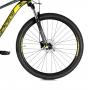 Bicicleta Mtb Oggi Big Wheel 7.1 2021 - Preto Amarelo e Grafite