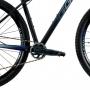 Bicicleta Oggi Big Wheel 7.6 GX 12V 2021 -  Preto Azul e Grafite