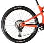 Bicicleta Oggi Cattura Pro Carbon Full T-20 XT 12V 2021 - Vermelho e Azul