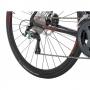 Bicicleta Speed Oggi Stimolla Tiagra 20V 2021 - Preto e Vermelho