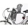 Cadeirinha Polisport Bike Bilby Jr FF Cinza e Prata