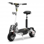 Patinete Elétrico Scooter Two Dogs 800w 36v ? 3 Baterias