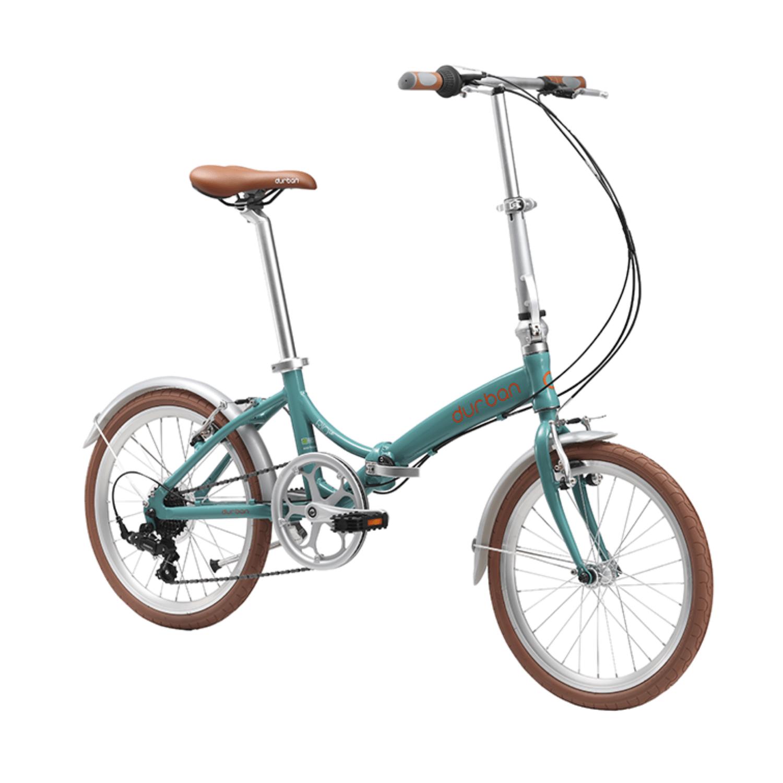 Bicicleta Dobrável Durban Rio 2021 - Turquesa