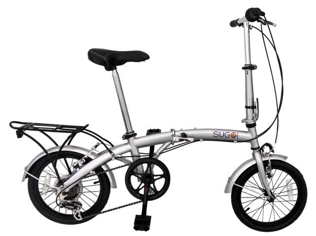 Bicicleta Dobrável Sugoi New Age - Shimano 6v