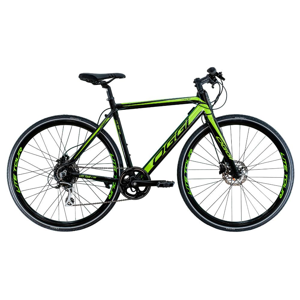 Bicicleta Elétrica Oggi Lite Tour E-500 2021