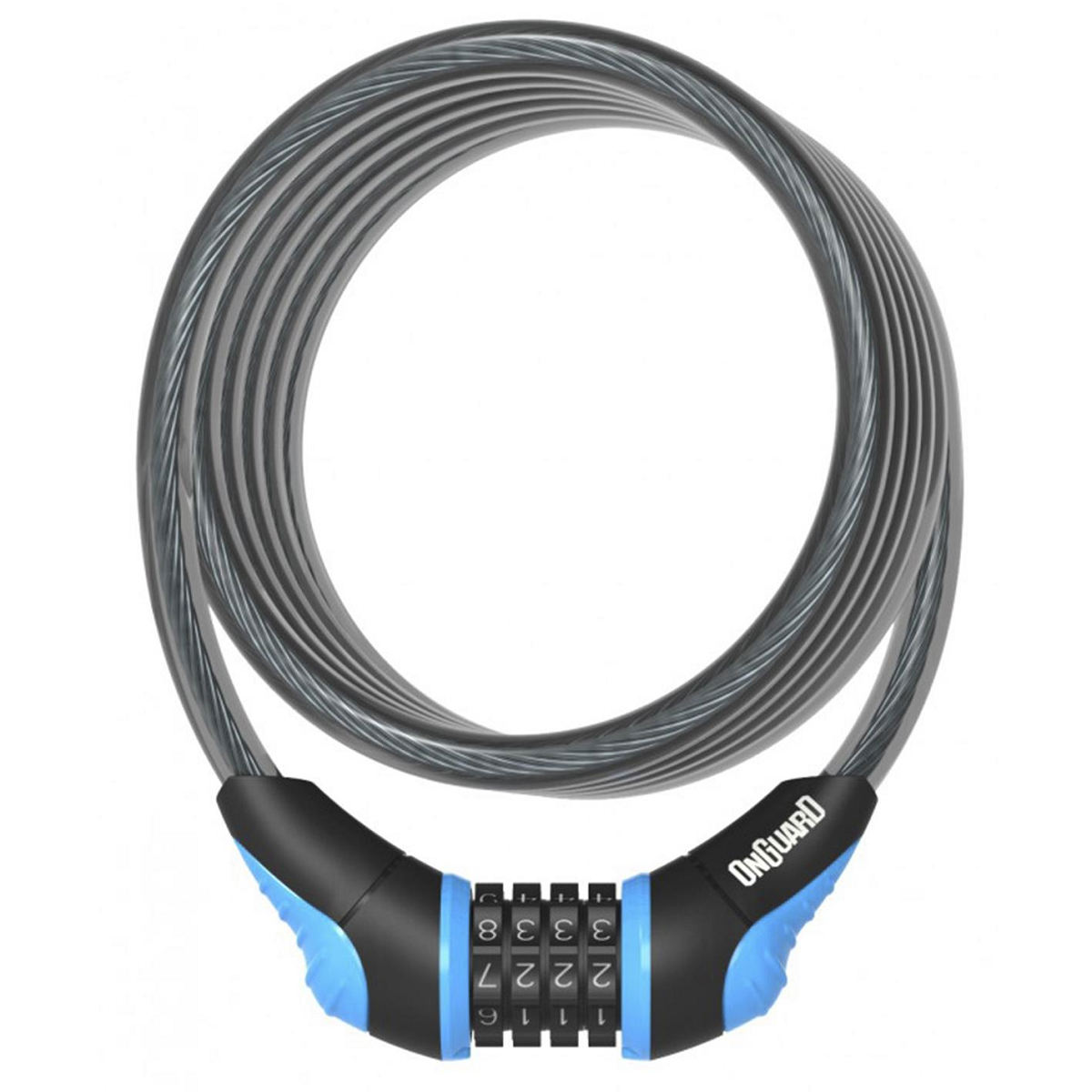 Cadeado Onguard Neon 8169 C/Segredo Azul