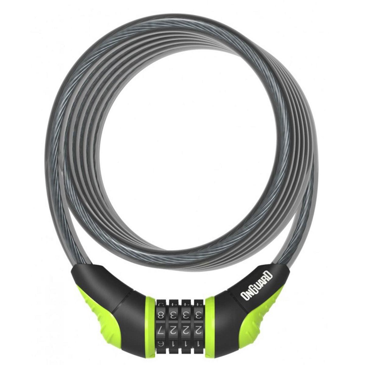 Cadeado Onguard Neon 8169 C/Segredo Verde