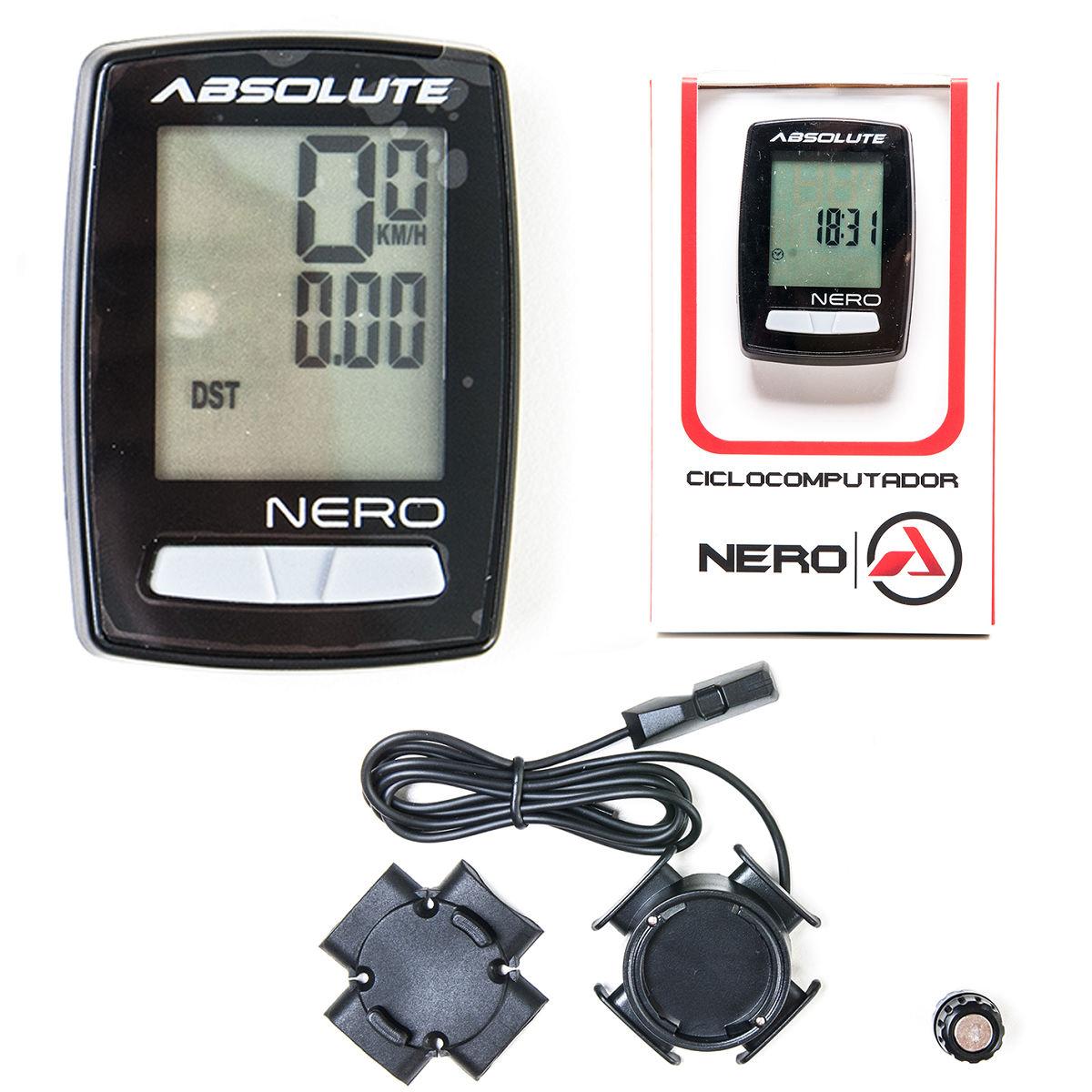 Ciclo computador Absolute Nero