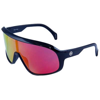 Oculos Absolute Nero Pto Bril, Lente Verm Pol