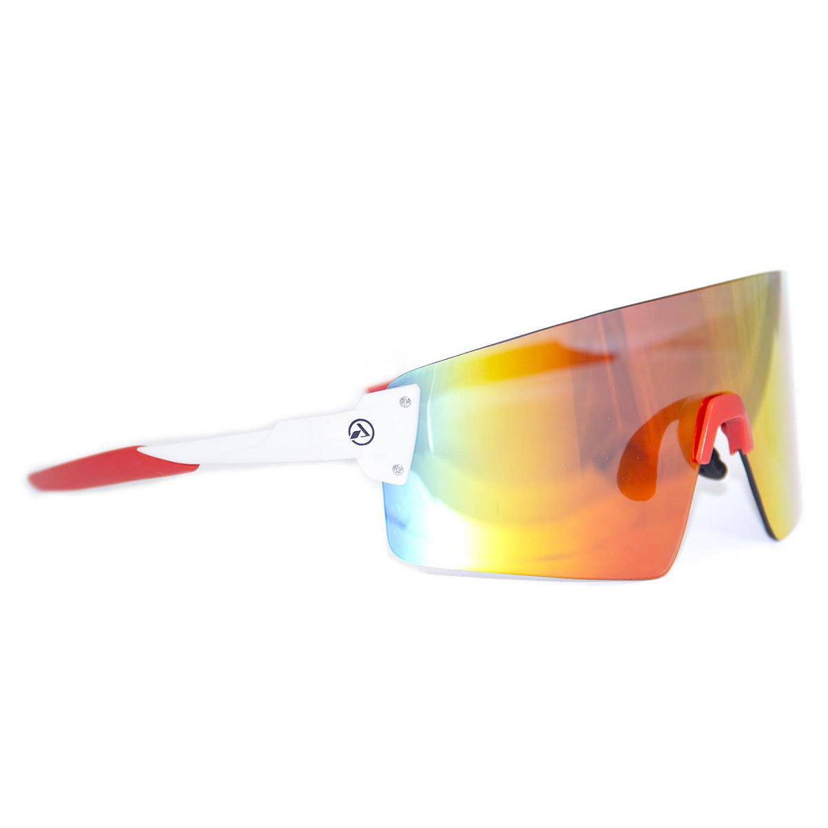 Oculos Absolute Prime Ex Bco/Verm, Verm