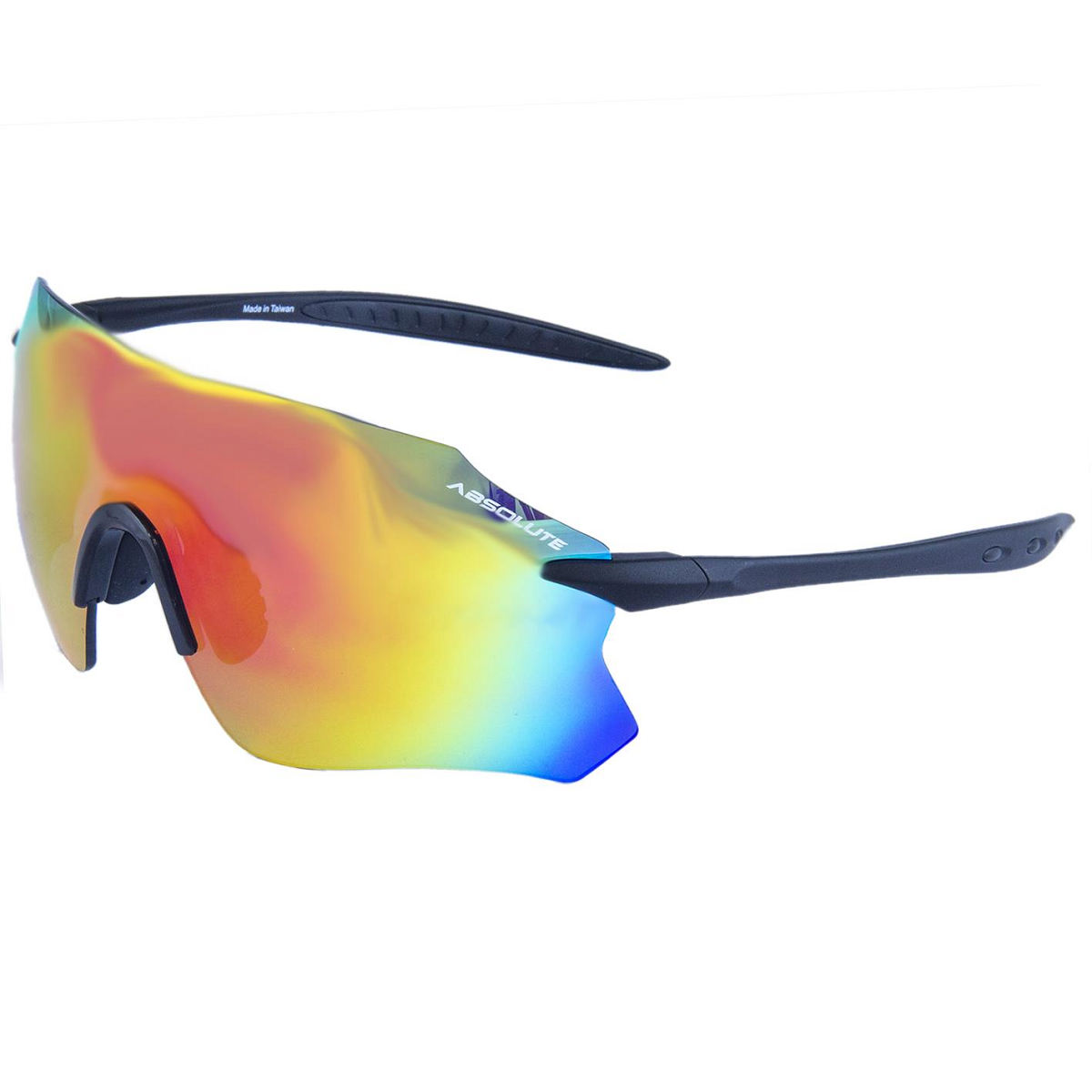 Oculos Absolute Prime Sl Pto Fosc, Lente Verm