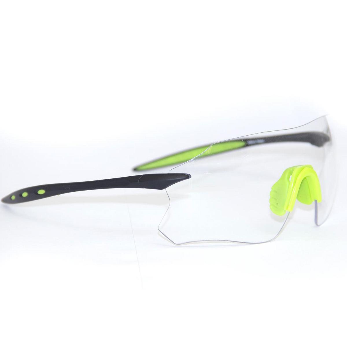 Oculos Absolute Prime Sl Pto/Neon Transparente