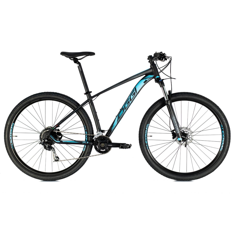 Oggi Big Wheel 7.1 Mountain Bike Aro 29 2021 -  Preto E Azul