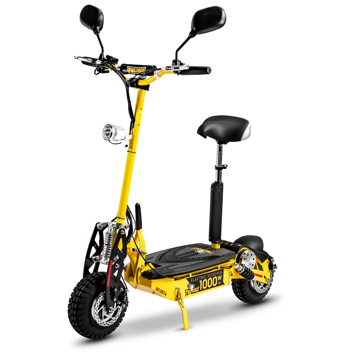 Patinete Elétrico Scooter Two Dogs 1000w 48v