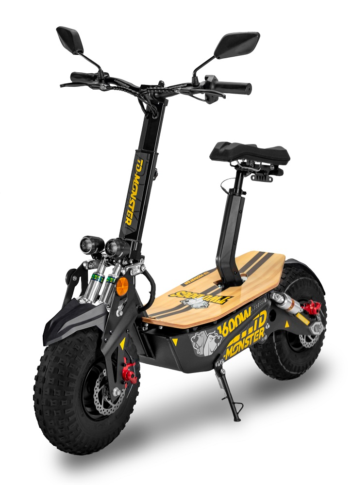 Patinete Elétrico  Two Dogs Off-Road Monster 1600w 48V