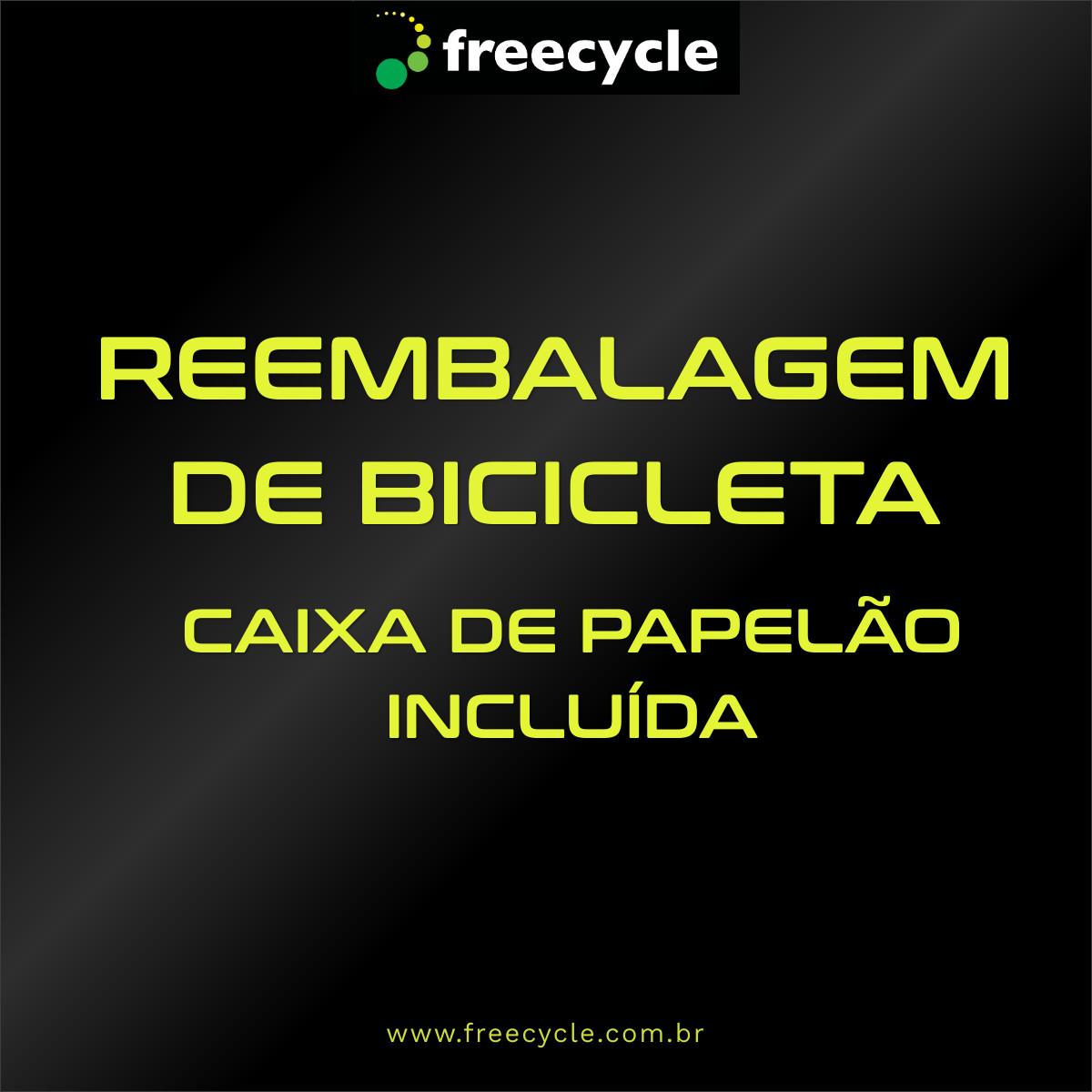 Reembalagem de Bicicleta