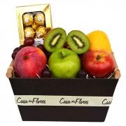 Frutas e Chocolates