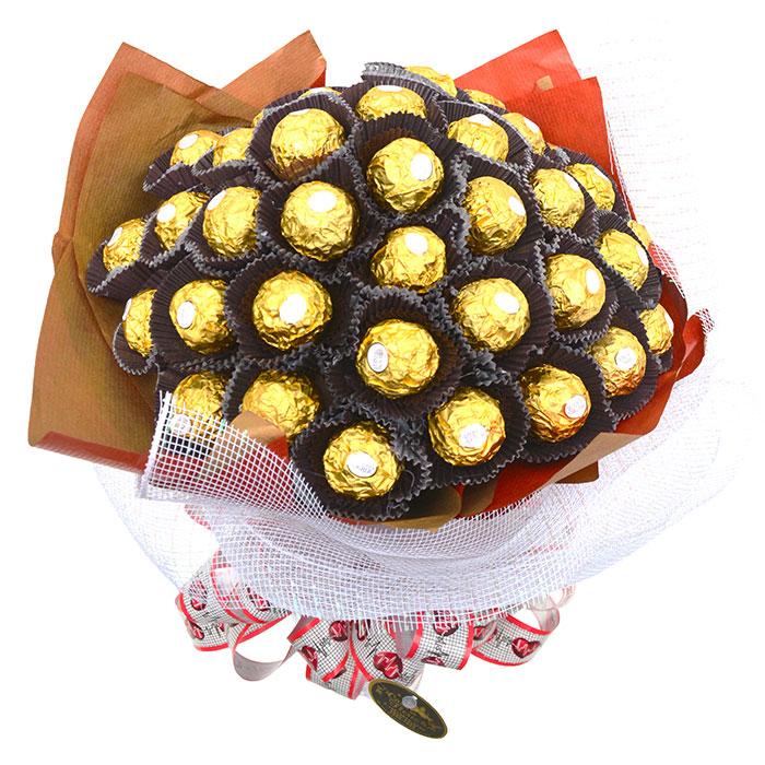 Buque Ferrero Rocher