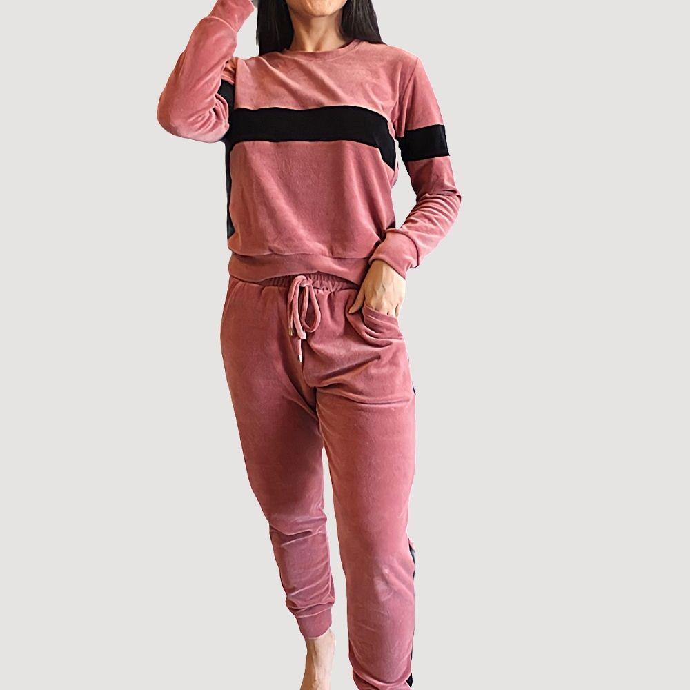 Conjunto Homewear Rose