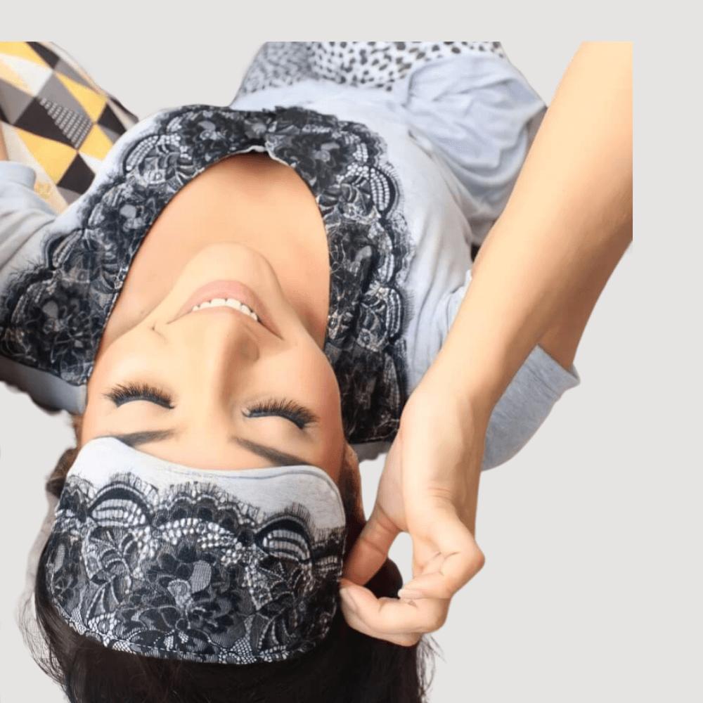 Máscara de dormir Ágata