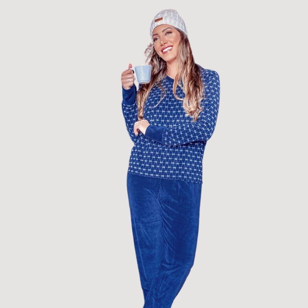 Pijama de lacinho