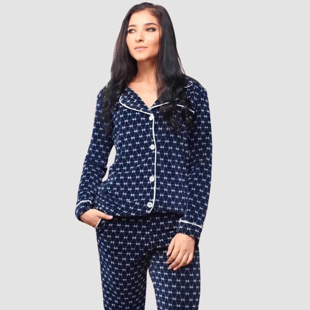 Pijama longo de Plush