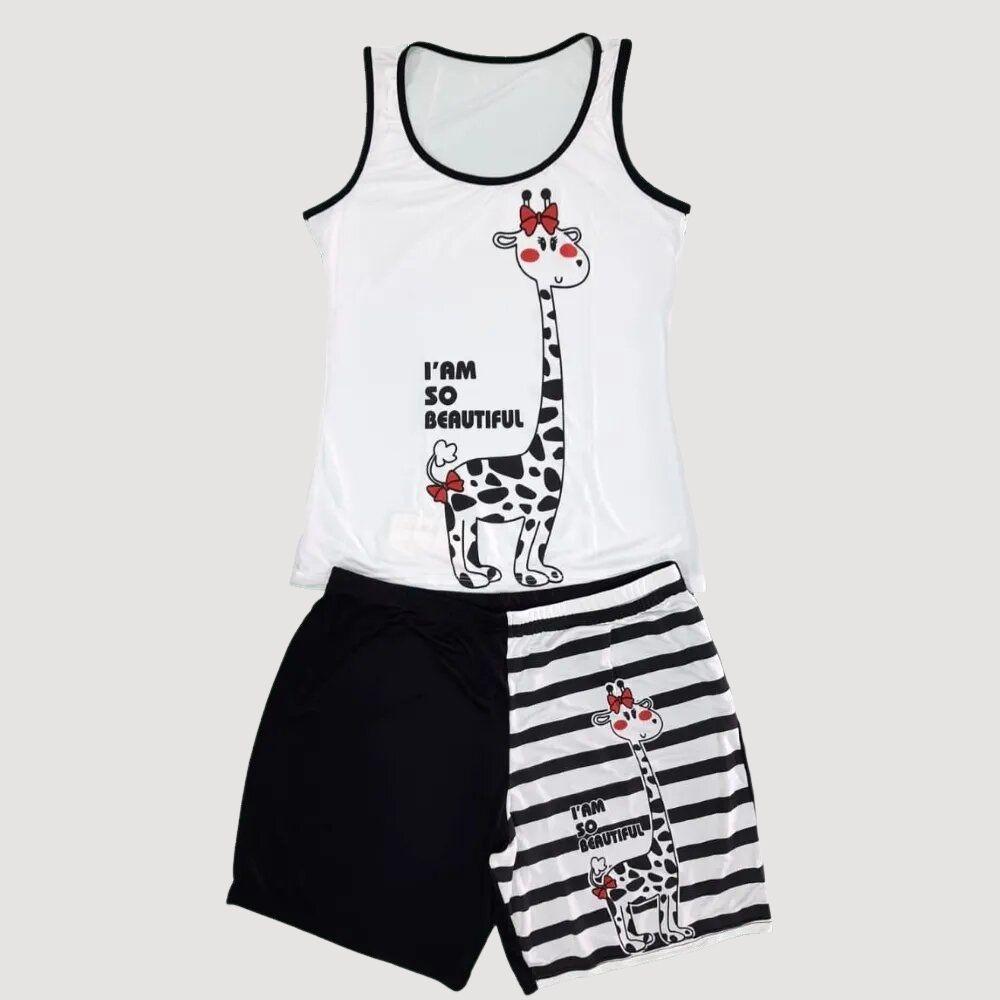 Pijama Short Doll